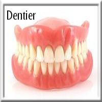 dentier pas cher